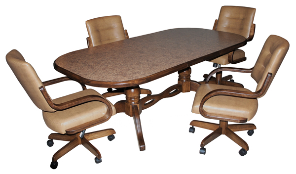 Wood Dinette Sets Wooden Kitchen Tables Dinettes