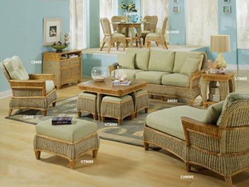 Rattan Dinette Rattan Tables Wicker Tables Chairs Glass Top Tables